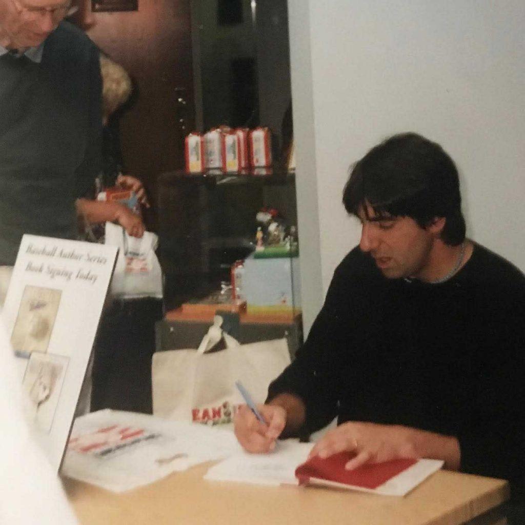 Seth Book Signing
