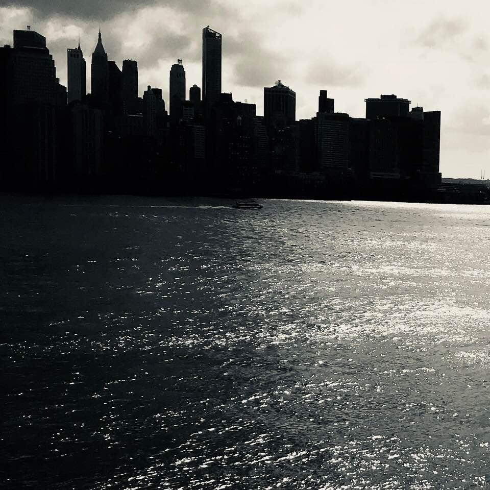 Cutout Manhattan