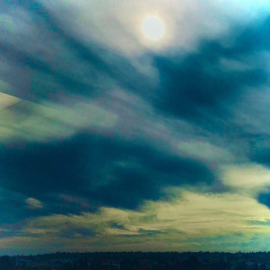 Monet Sky