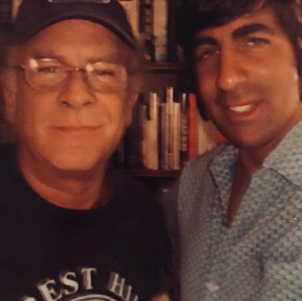 Seth Swirsky and Art Garfunkel