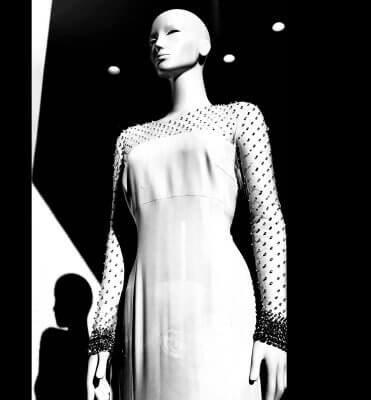 Model on Melrose
